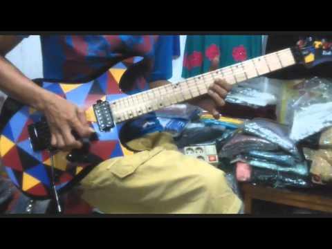 ILUSY-Segalanya kuterima (guitar cover)