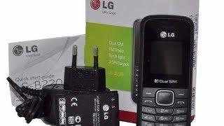 Celular Lg B220A