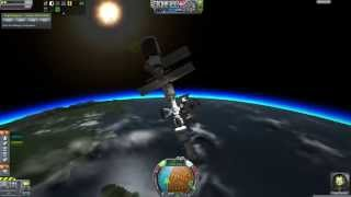 Kerbal Space Program - Interstellar Quest - Gratuitous Reentry