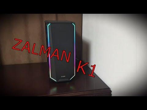 Корпус Zalman K1 Black