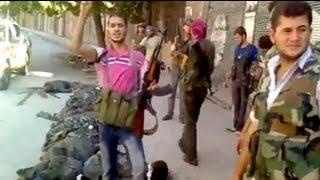 Syrien: Auge um Auge, Zahn um Zahn