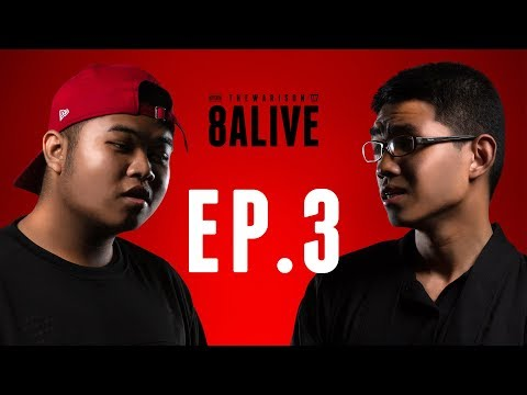 TWIO4 : EP.3 VANGOE vs DONDY (8ALIVE) | RAP IS NOW