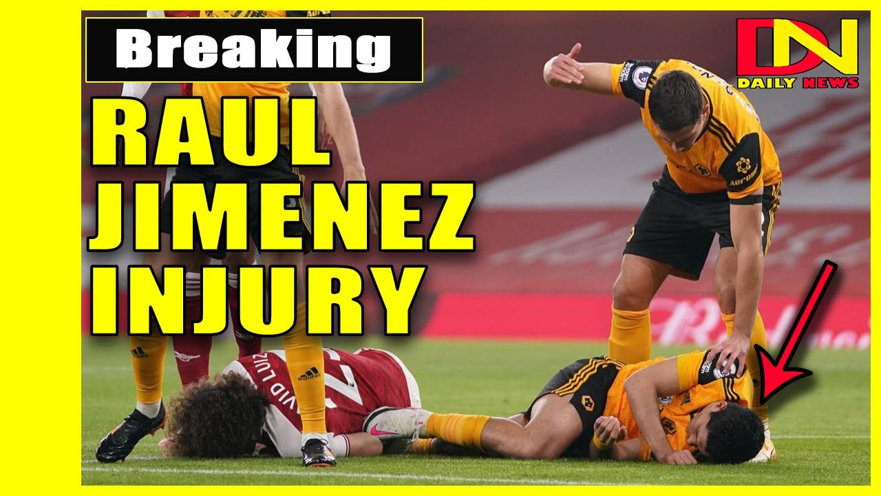 Raul Jimenez injury latest: Wolves confirm striker suffered fractured ...
