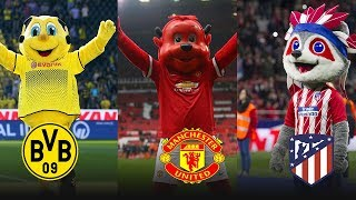 Best 25 famous football club mascots - mascot. in this video i show soccer ...