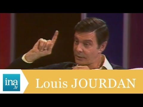 "Louis Jourdan ""Un french lover à Hollywood"" - Archive INA"
