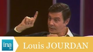 """Louis Jourdan """"Un french lover à Hollywood"""" - Archive INA"""