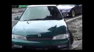 Honda Cielo Indonesia - Rolling Jambore Nasional HCI Tahun 2013