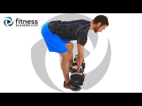 Lower Body Strength for Mass - Ultimate Home Workout for Lower Body Mass