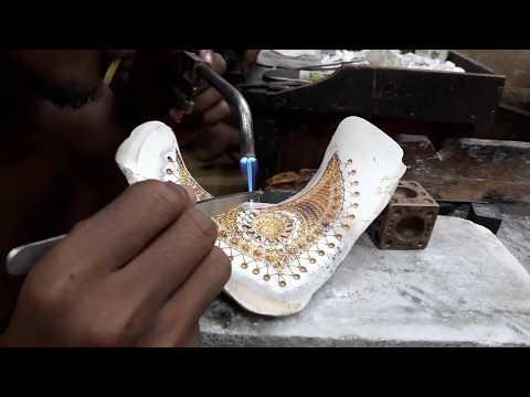 Gold Jewellery Manufacturing Kolkata India | Samanta Jewellers Export