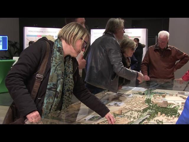 Veel belangstelling voor plannen Aanpak Ring Zuid