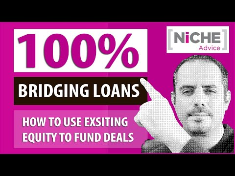 100% Bridging Loan - who qualifies and how does it work