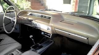 1964 Chevy Impala rare green 4speed