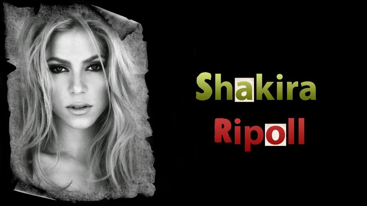 Как Менялась Шакира (Shakira)