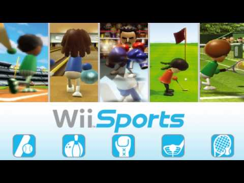 Wii Sports - Music - Tennis Replay
