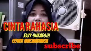 Cinta Rahasia lagu terbaik Elvy Sukaesih cover by Macan bunga tanggal 25 Juni tahun 2020