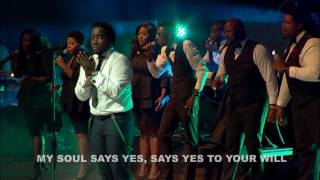 MY SOUL SAYS YES - Sonnie Badu Official Live Recording