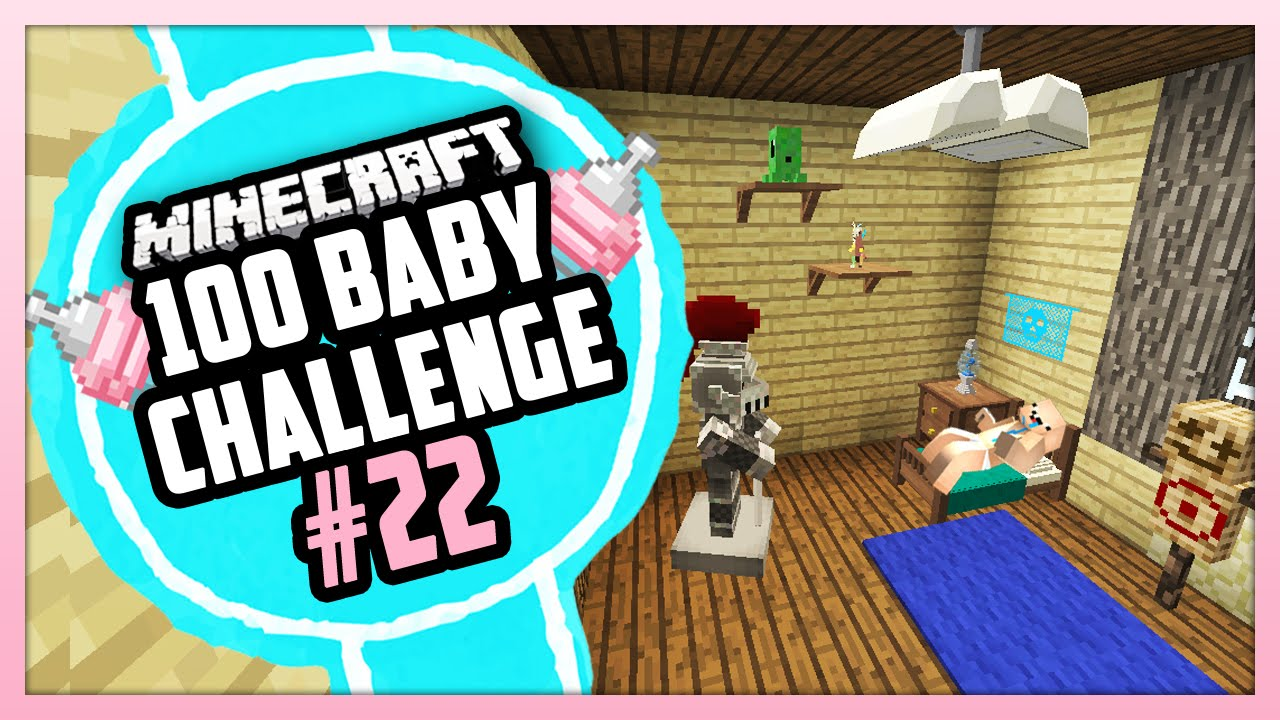 how to make a baby room in minecraft
