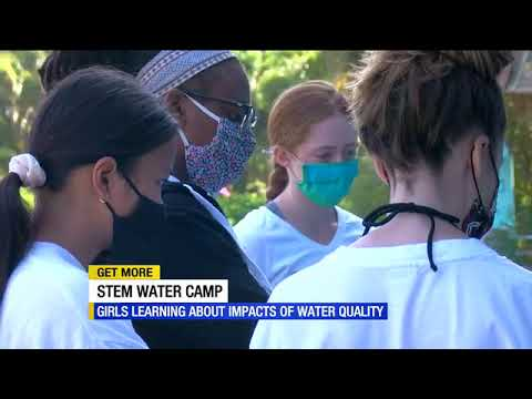 FGCU STEM camp teaches high schoolers about water quality impacts in SWFL