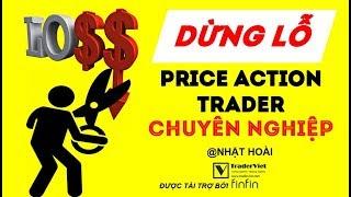 Học Price Action   Đặt Dừng Lỗ (Stop Loss) Như Một Price Action Trader Chuyên Nghiệp