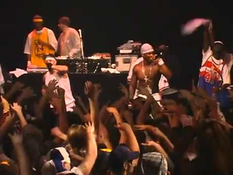 50 Cent ft Eminem - Patiently Waiting live!(HQ)