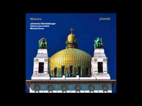 Allegri: Miserere (xiii) Tunc Imponent - Chorus sine nomine/Michael Krenn