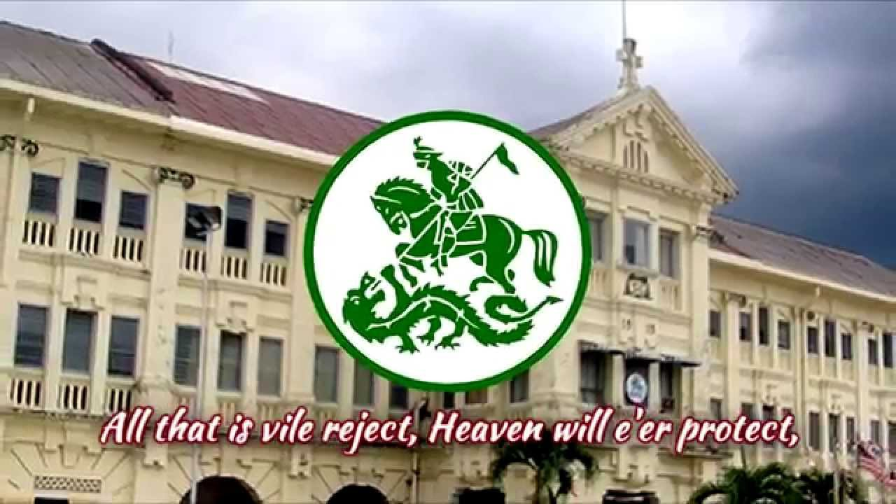 School Rally - Alma Mater's Call St George's Institution ...