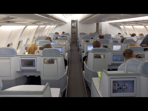 Trip report: Finnair Airbus A330-300 business class Helsinki to Phuket