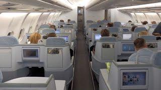 Trip report: Finnair Airbus A330-300 business class Helsinki to Phuket
