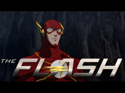 The Flash (2014 TV show) (season one, animated)