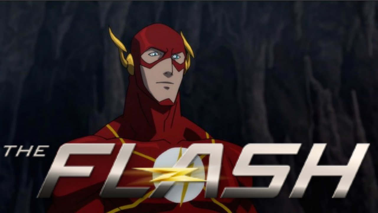 The flash tv show season one animated youtube