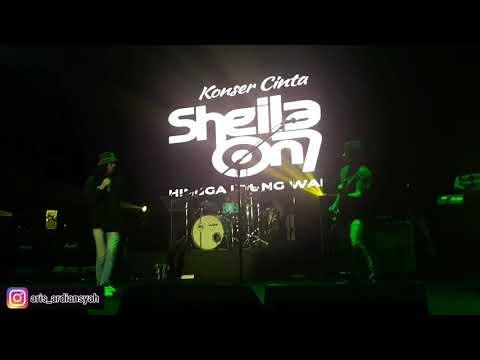 "SHEILA ON 7 LIVE KONSER AT ""KONSER CINTA"" HINGGA UJUNG WAKTU, THE CHASABLANKA 14 FEBRUARI 2019"
