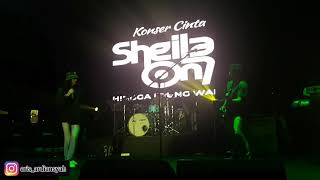"Download Video SHEILA ON 7 LIVE KONSER AT ""KONSER CINTA"" HINGGA UJUNG WAKTU, THE CHASABLANKA 14 FEBRUARI 2019 MP3 3GP MP4"