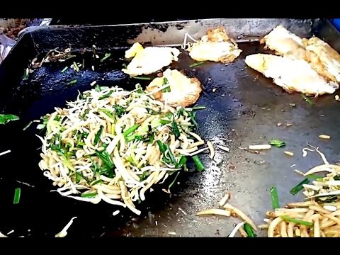 Asian Street Food - Phnom Penh Street Food - Youtube