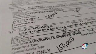 Jacksonville police net 2 arrests in online sex sting