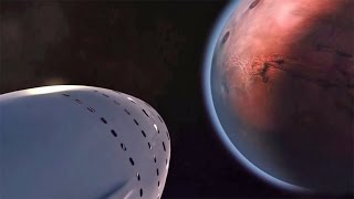 Elon Musk Says Mars Colonization Could Begin In 2 Decades