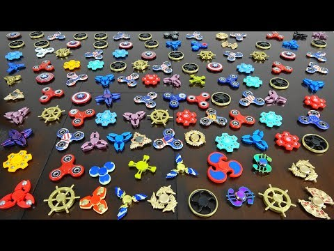 Fidget Spinner Collection