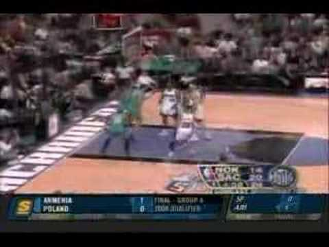 2006-2007 NBA Breakaway Dunks