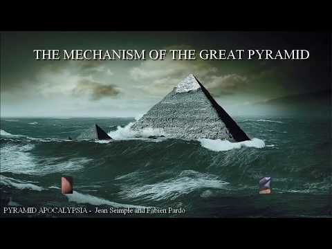 THE MECHANISM OF THE GREAT PYRAMID (Equinox part 5)