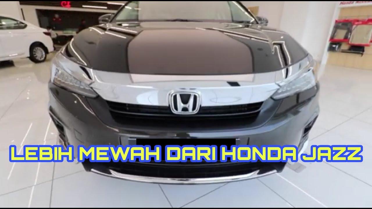 Lebih Mewah Dari Honda Jazz ?! Honda Menghadirkan Sedan Termurah Yang Desainya Lebih Sporty