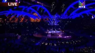 Город 312 - Обернись (Live.Премия Муз тв 2010)