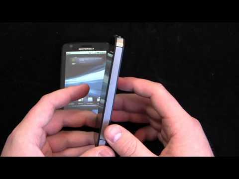 Motorola Atrix 4G vs. Apple iPhone 4 Dogfight Part 1