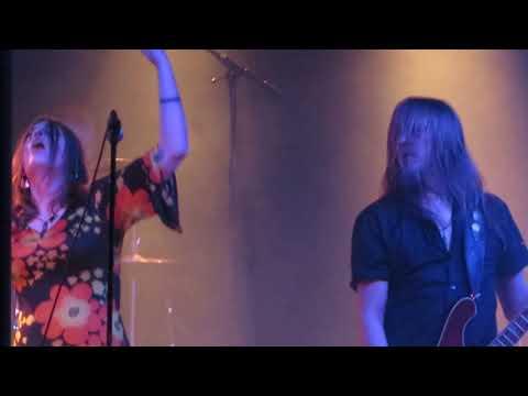 Jess and the Ancient Ones -Astral Sabbat - Svart Fest - Tampere 2018