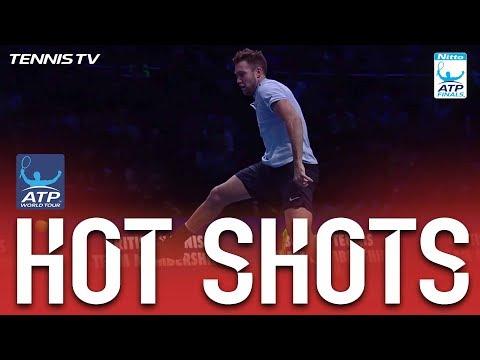 Hot Shot Countdown At Nitto ATP Finals 2017