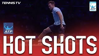 Hot Shot Countdown At Nitto ATP Finals 2017