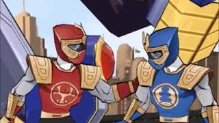 Power Rangers: Super Legends - Movie Cutscenes