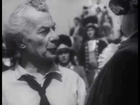 """Ритуал подведения итогов и постановки амбициозных целей. Пример из к/ф """"Суворов"""", 1940 г."""