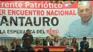Antauro Humala: ¿quiénes están detrás de su eventual candidatura presidencial? | Punto Final