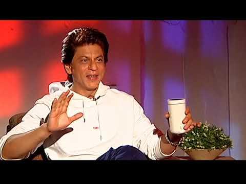 Shahrukh Khan In Conversation W/NeeruSharma-1