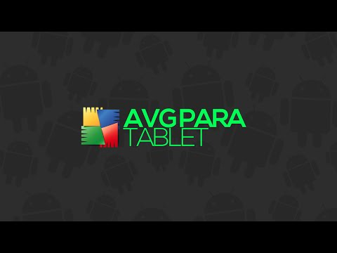 AntiVirus AVG FREE Para Tablet (Android)
