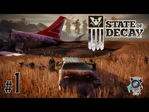 State of Decay (РС) #1: Новый зомби-апокалипсис!